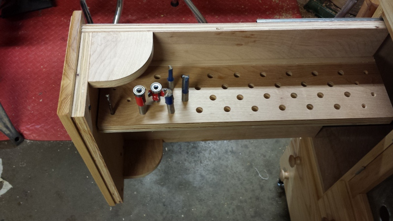 bit_storage & Router Table